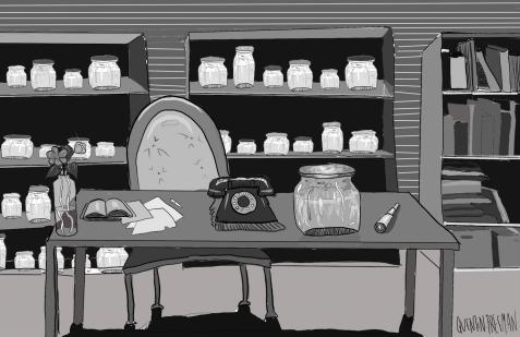 Last Astronaut Illustration